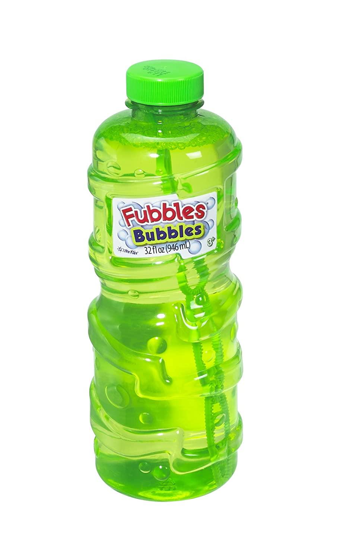 Little Kids Fubbles Premium Long Lasting Bubble Solution, 32 oz $1.47