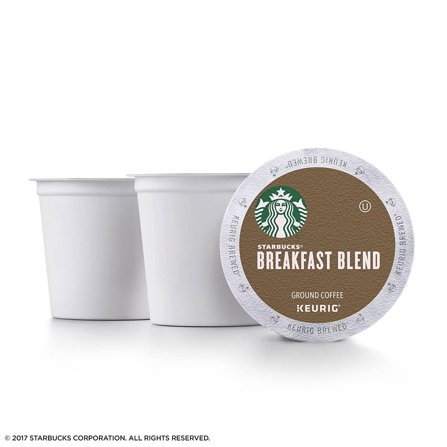 Starbucks 96ct Breakfast Blend k-cup $0.30/count Amazon Warehouse Deal (Hurry only 7 left) $28.75
