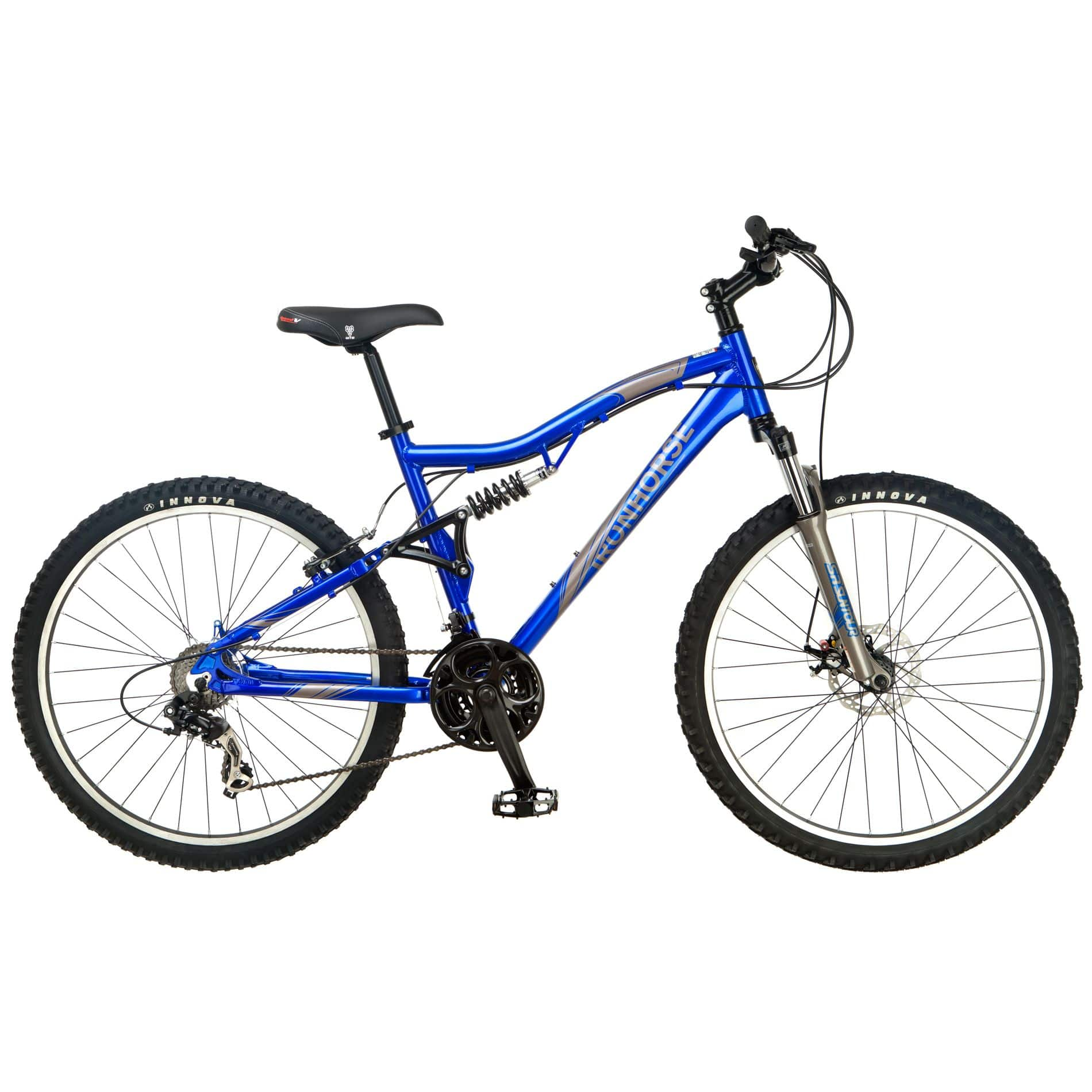 "26"" Iron Horse Men's Warrior 3.1 Bike - $249 + Free Shipping/pickup"