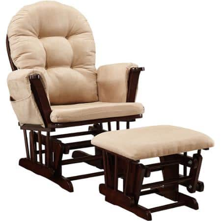 Baby Relax Harbour Glider Rocker and Ottoman Set - $129 + Free Shipping