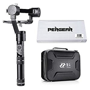 """Zhiyun Crane-M 3 Axis Brushless Handheld Gimbal - $329 - $20 """"click"""" coupon = $309 shipped, no tax on Amazon (fulfilled by PerGear)"""