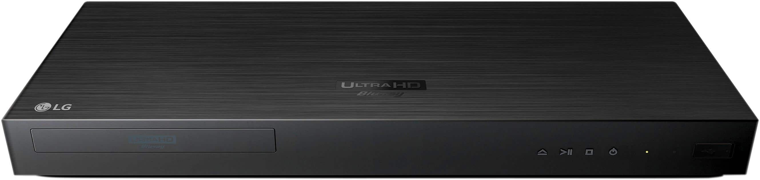 LG UP970 4K Ultra HD Blu-Ray Player $129.99 Best Buy