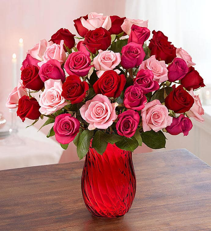 Valentine's Day 1800flowers 40% off via Chase Pay