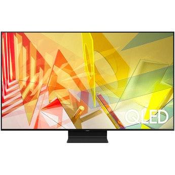 "YMMV 85"" Class Q90T QLED 4K UHD HDR Smart TV (2020) QN85Q90TAFXZA $3699"