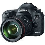 Canon EOS 5D Mark III DSLR with 24-105mm Lens and PIXMA PRO-100 Printer Kit for $2,749.00 (after $350 MIR) at bhphotovideo
