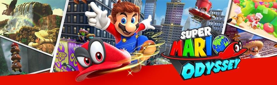 Nintendo Switch - Super Mario Odyssey - $44.99 @ Amazon (Free Same Day Shipping w/Prime)
