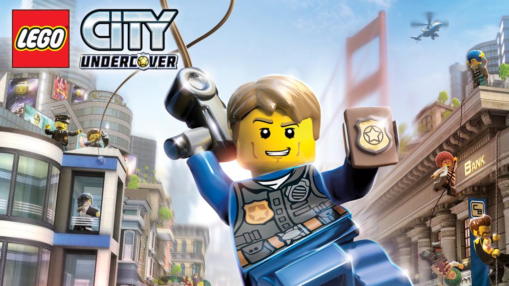 LEGO CITY Undercover for Nintendo Switch (Digital Copy) - $5.99