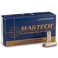 Sportsmans Guide Deal: Magtech Pistol 9mm Luger 124 Grain FMC 50 rounds - $10.92 (Free S/H over $49 w/ coupon)