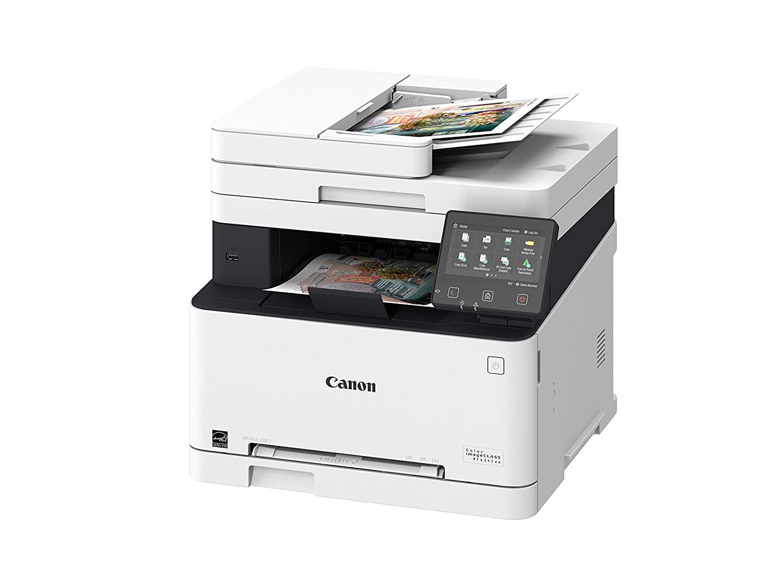 Canon ImageClass MF634CDW Color Laser Printer $224.99