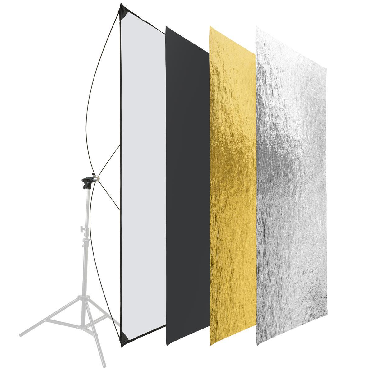 """Glow Photo Studio reflector Panel 35 x 70"""" $48.95"""