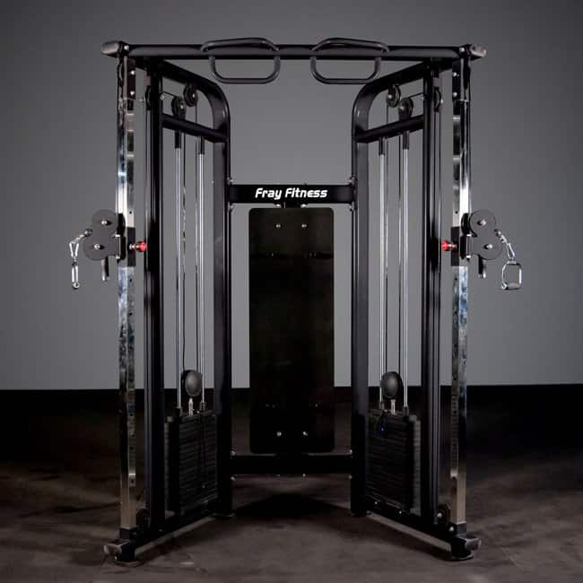Fray Fitness: 10% Off site-wide or 15% Off $3k or more / Weights / Dumbbells / Lat pulldowns / Functional Trainers