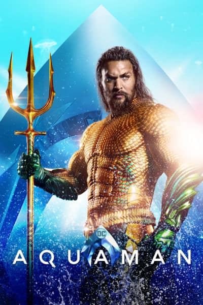 Aquaman HD Digital Movie Code - $7.50
