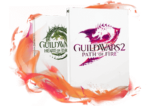 Guilds Wars 2 Collection (HoT and PoF) $25 (50% off)