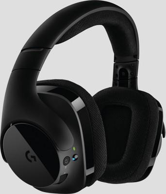 Logitech G533 Wireless DTS 7.1 Surround Gaming Headset $74