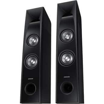 Walmart B&M stores - $198.00 - SAMSUNG 2.2 Channel 350W Sound Tower with 6in Subwoofer / TW-J5500 model
