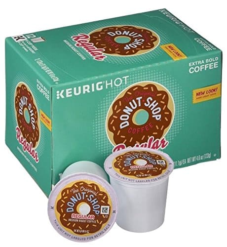 Add-On Item: 12-Ct The Original Donut House Keurig K-Cups Coffee $4.36