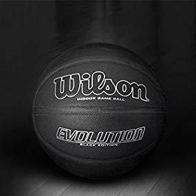 Black Wilson Evolution Game Basketball $36.88 Amazon Prime