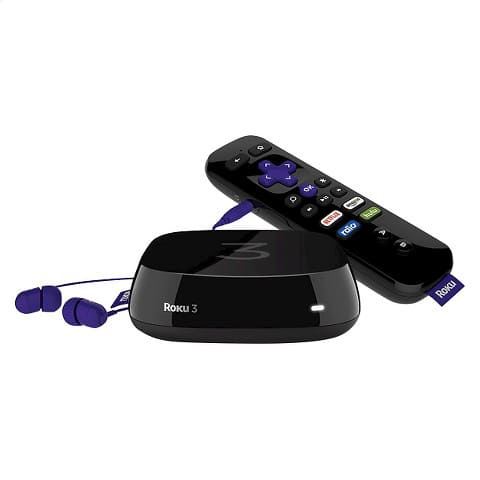 Target: Roku 3 Streaming Player (new) $29.99 and Roku Streaming Stick (new) $14.98 70% Clearance YMMV