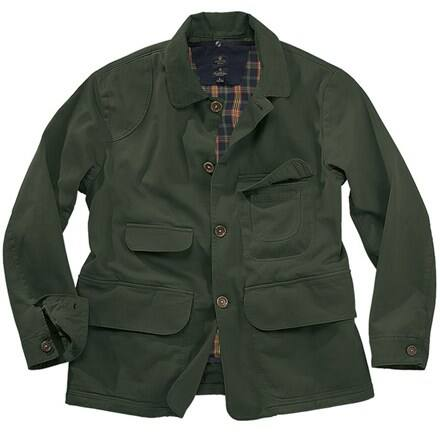 Brooks Brothers and Beretta Cotton Jacket - NOW $126.75