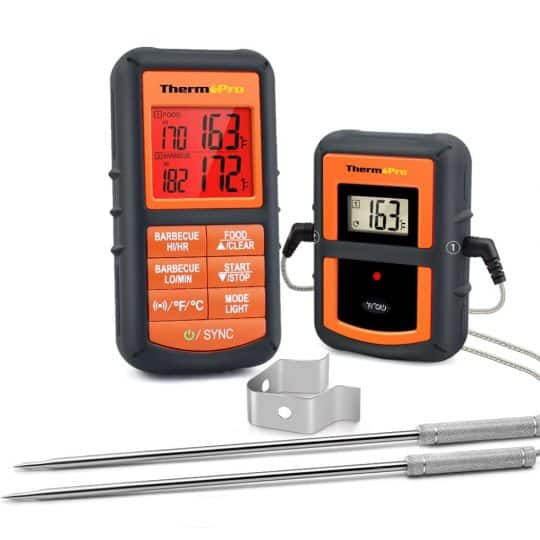 ThermoPro TP08S Digital Wireless Meat Thermometer $30 w/ free shipping