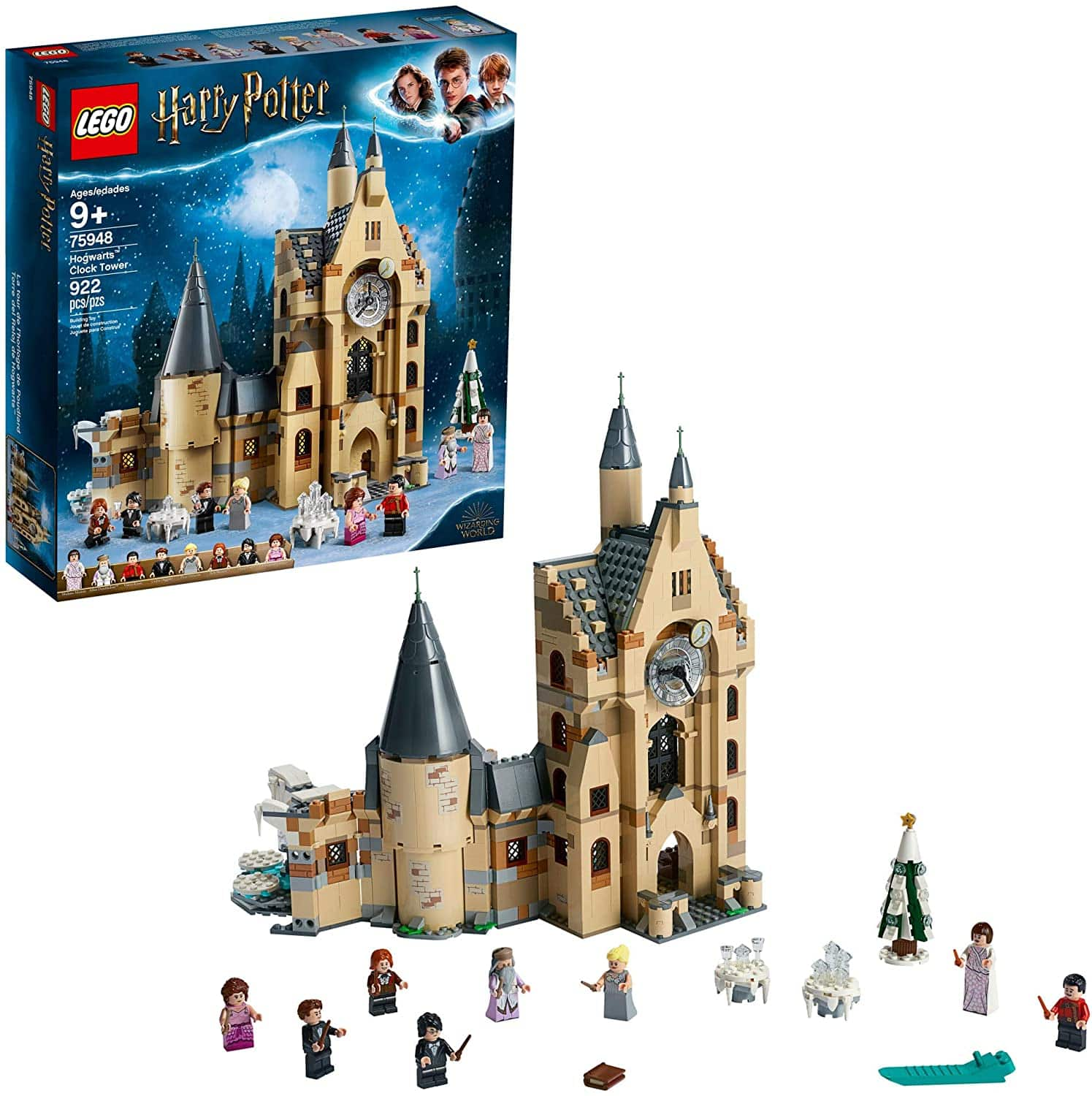 LEGO Harry Potter Hogwarts Clock Tower 75948 $73 (maybe $63) Free Shipping  (with Target price match and Red Card)
