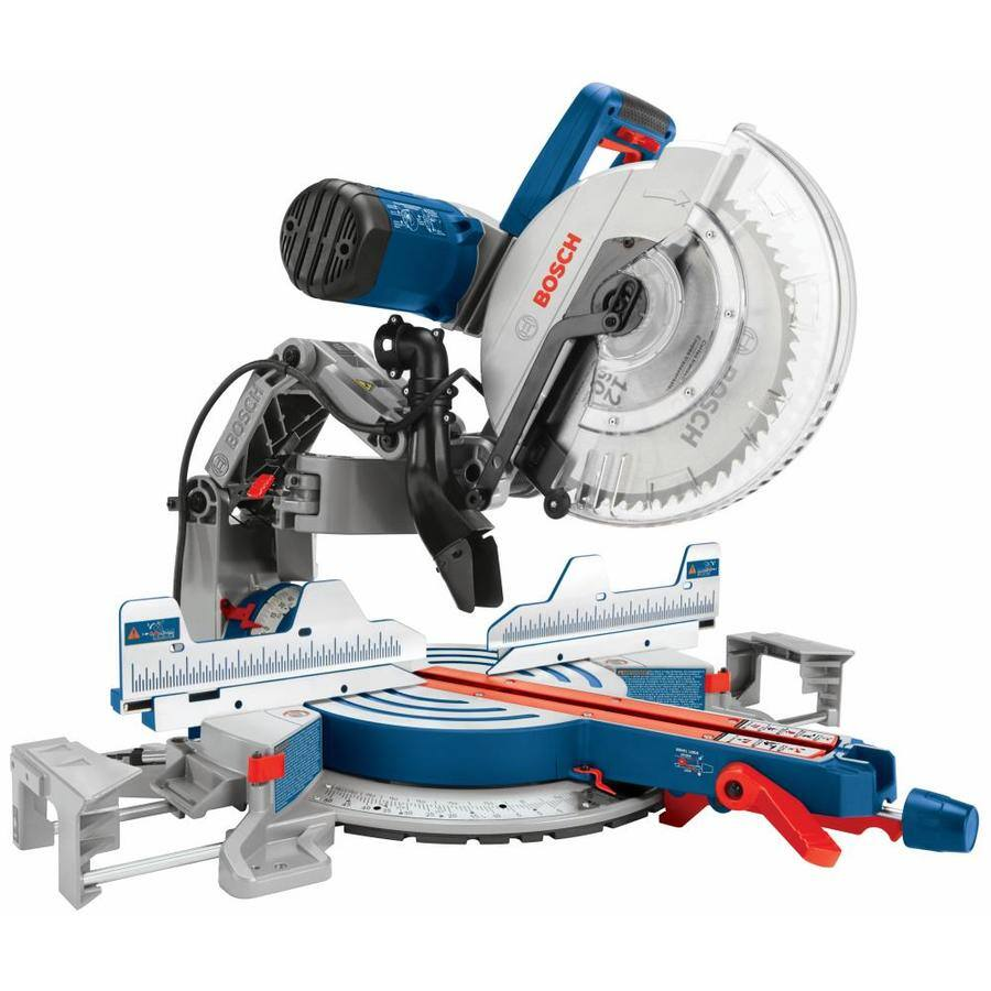 12 inch Bosch sliding miter saw $479.20 before tax