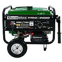DuroMax XP4850EH Propane/Gas Generator w/ Electric Start $  309 + Free Shipping