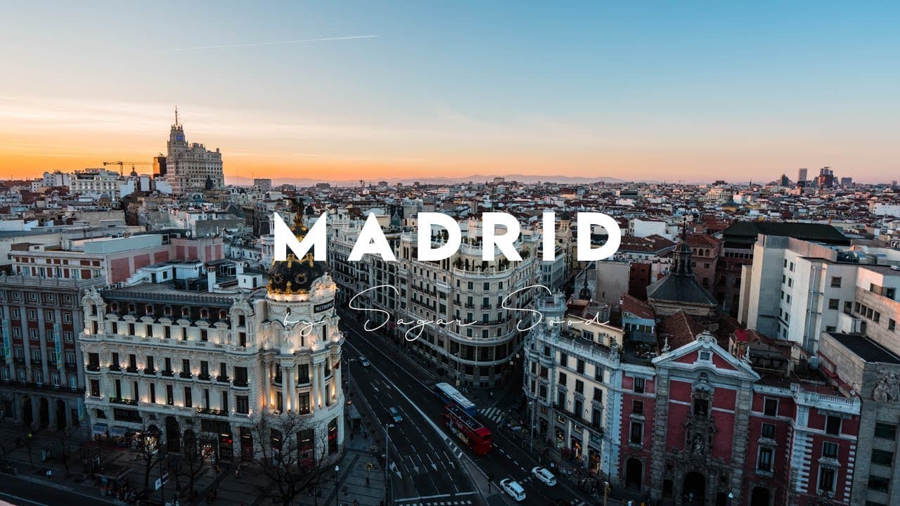Boston to Madrid RT Non-Stop flight - from $274 {SEP-OCT 2019}
