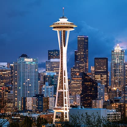 San Diego to Seattle RT non stop fares in Alaska/Delta for $115