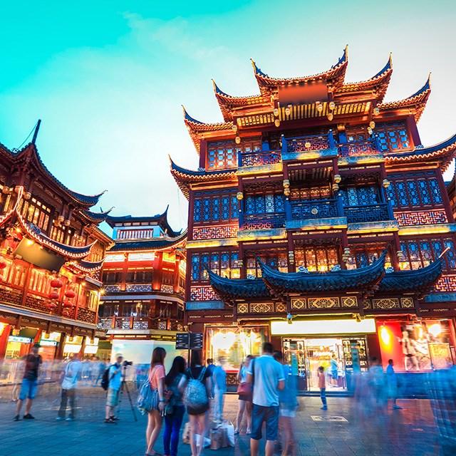 Round trip Nonstop Flight: Chicago to Beijing for $435
