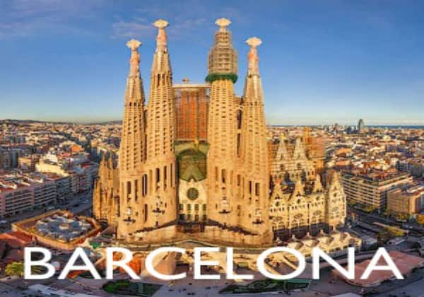 Round trip non-stop flight: San Francisco to Barcelona, Spain (APR-MAY) from $295