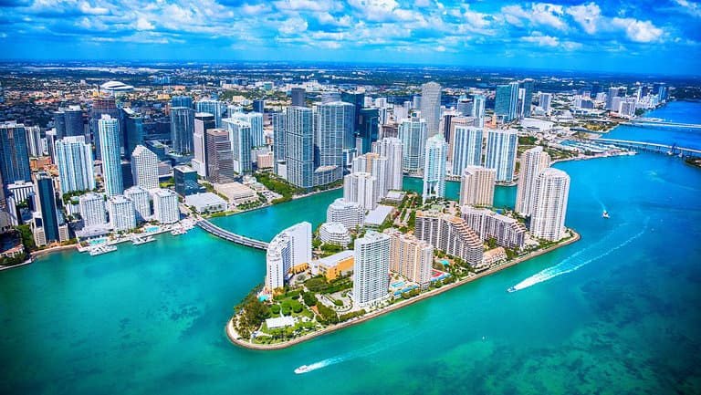 Houston to Miami RT non stop in American Airlines for $97