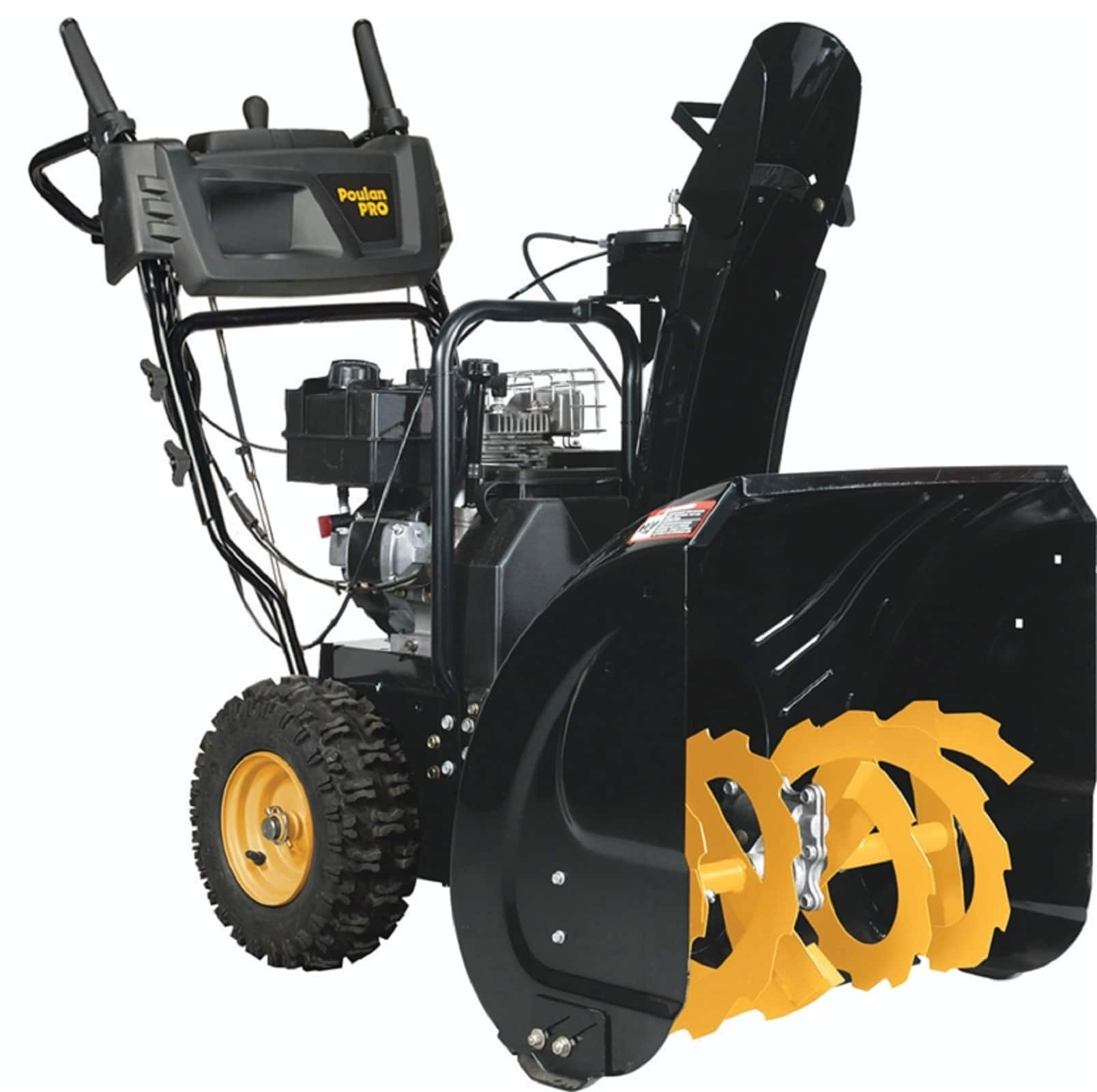 Sears Outlet : Poulan Pro 179cc Gas 24 in. Two Stage Snow Thrower , $238.49 , IL ,MO ,KS $238.29
