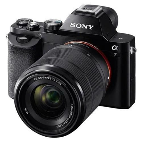 Sony A7 Camera, with FE 28-70mm f/3.5-5.6 OSS Lens with Rode Video Mic Pro $997.99
