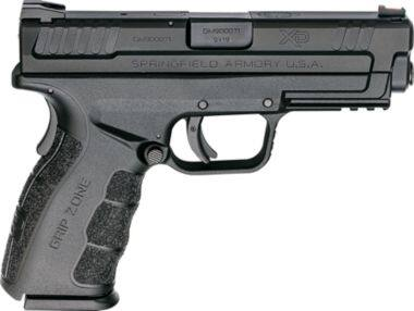 "Springfield XD Mod. 2 9mm Sub-Compact 16+1 5""  - $422.99 plus tax @ Cabela's"