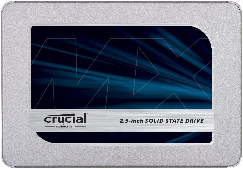 Crucial MX500 2 TB  $202.49