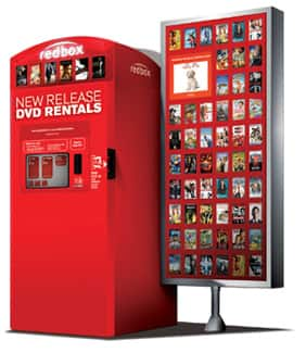 Free Redbox DVD Rental, Check Your Email (YMMV)