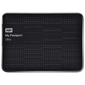 2TB WD My Passport Ultra USB 3.0 Portable Hard Drive 70+free shipping