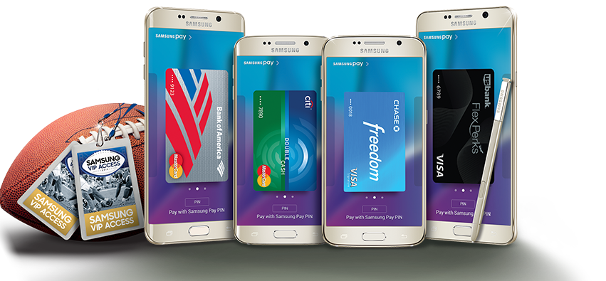 *NEW* $200 Samsung.com credit when you activate a link a card with Samsung Pay - 12/10/15 thru 1/20/16
