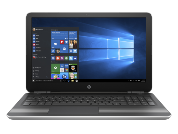 "HP Pavilion 15.6"" i7-6700HQ, 960M 4GB, 8GB DDR4 RAM, 256GB NVMe™ M.2 SSD @ $825"