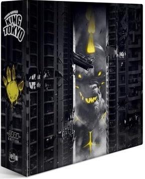 50% OFF - King of Tokyo Dark Edition Board Game - $19.95