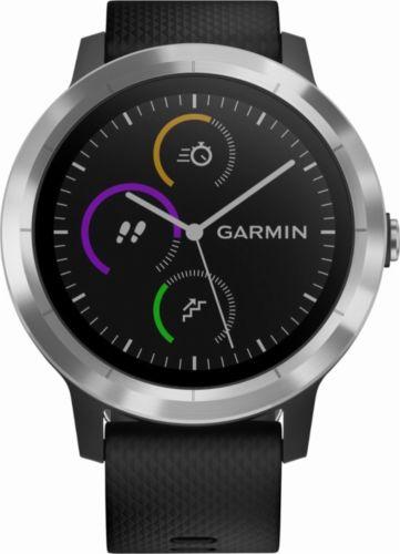 Garmin vivoactive 3 GPS Smartwatch (Black & Stainless) $237.94