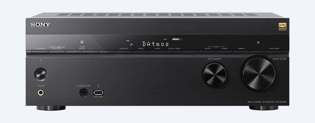 Sony STRDN1080 7.2 Channel Dolby Atmos Home Theater AV Receiver - $498 + FS