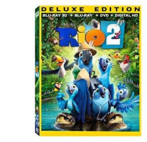 Rio 2  3D -Bluray  8.00