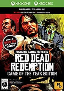 Red Dead Redemption: Game of the Year Edition - Xbox 360|Xbox One  11.99 for Gamer's Unlocked Members