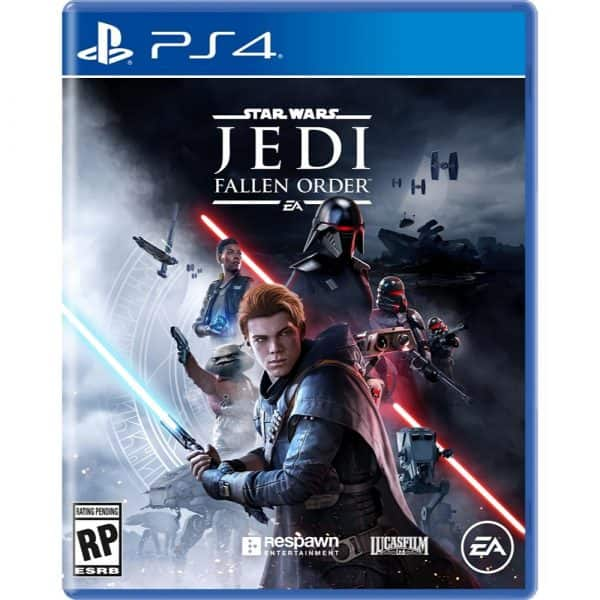 STAR WARS : JEDI FALLEN ORDER PS4  :  40.77 free shipping  ( physical copy ) $40.77