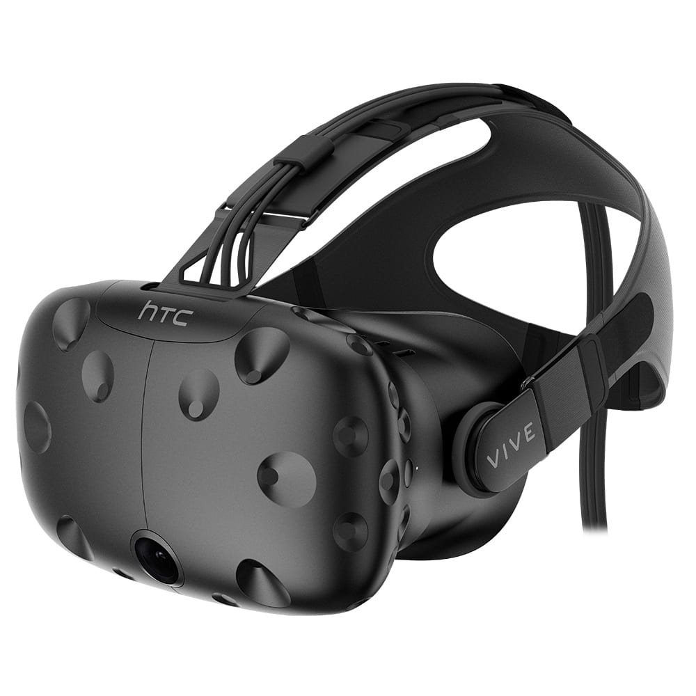 Microcenter - HTC Vive Virtual Reality Headset + 3 Bonus Games Free! - Limited Supply - $799.00