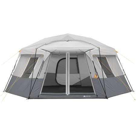 Ozark Trail 11-person Instant Hexagon Cabin Tent, 17' x 15' $140