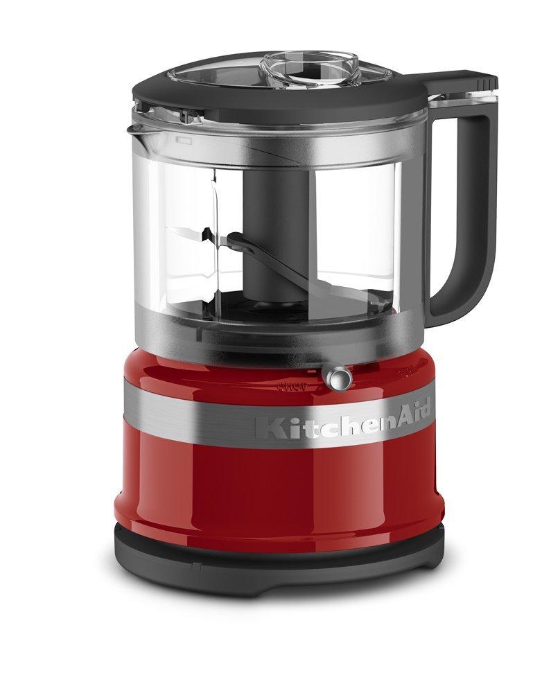 KitchenAid® 3.5 Cup Mini Food Processor chopper in 6 colors $31.99 at Target.com/b&m pickup - KFC3516