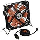 Thermaltake Mobile Personal Fan 12 External USB 120mm Fan $12.36 Amazon prime free shipping